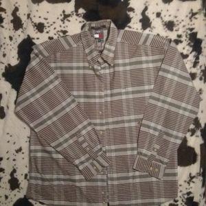 Tommy hillfinger 3xl button down shirt
